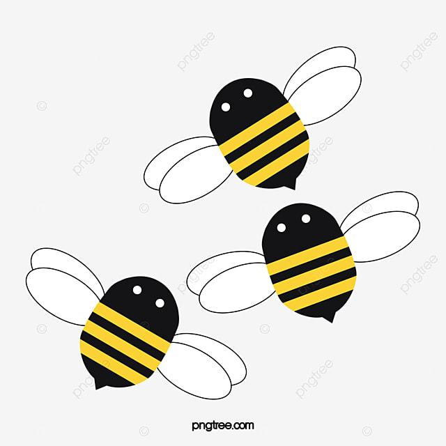 petite abeille petite abeille animal dessin image png pour