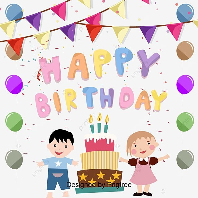 birthday posters free download