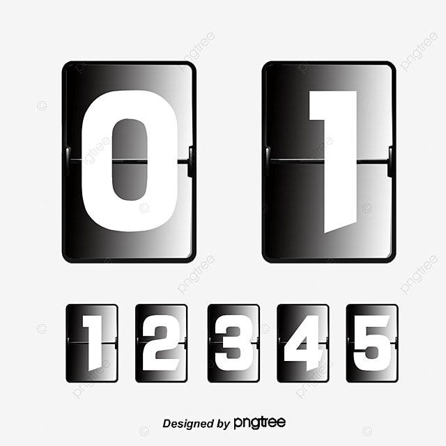 countdown template material digital date time countdown png and