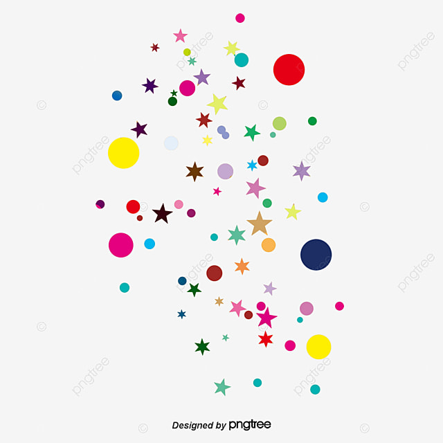 Simple Star Pattern Background, Simple, Stars Background, Pattern PNG And  Vector
