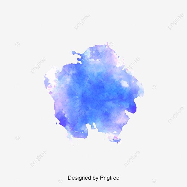 Blue Watercolor, Watercolor Clipart, Watercolor, Symphony