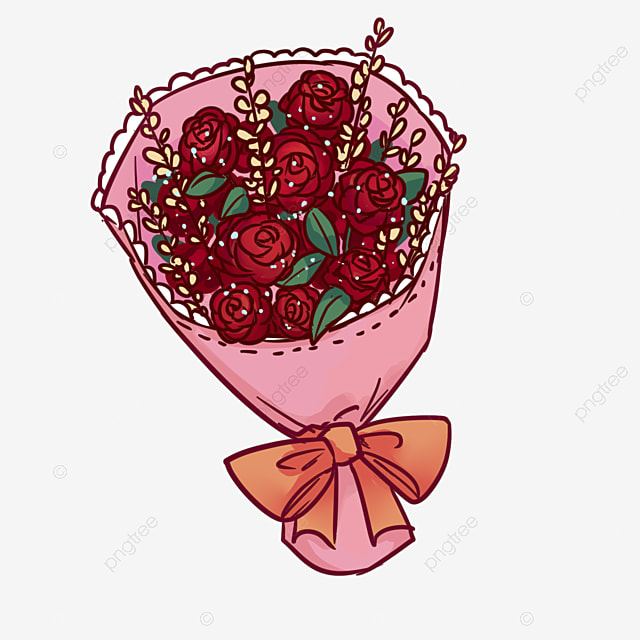 Bouquet, Flowers, Bouquet Clipart PNG Image and Clipart for Free ...