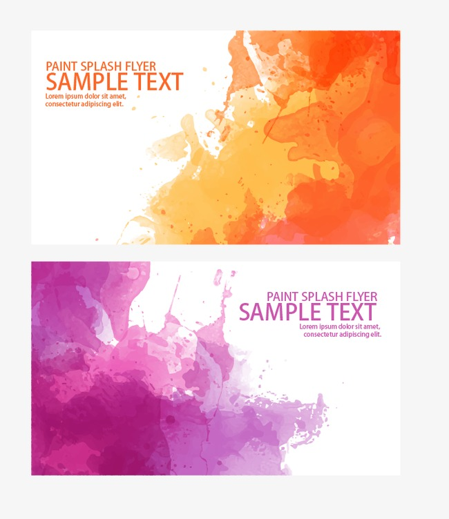 Ink Business Card, Fantasy Ink PNG and Vector for Free Download