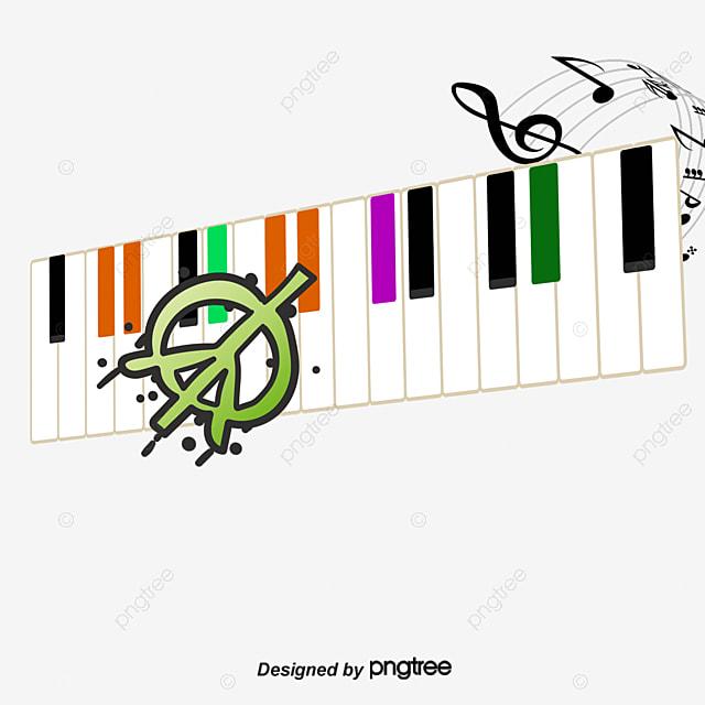 Teclado Musical Teclado A Música Instrumentos Musicais PNG