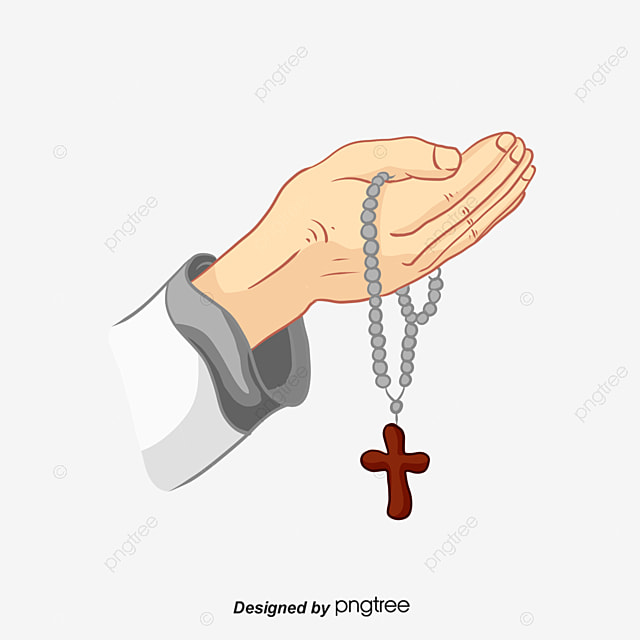 praying hands  palm  sincere  blessing png image and clipart praying hands & rosary clip art praying hands print for free