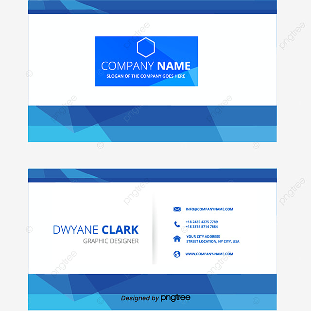 Business Card, Simple Business Cards, Business Card Template ...