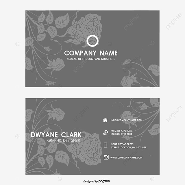 business card, Business Cards, Creative Business Card, Pattern ...