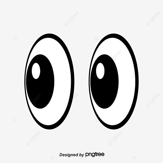 Cartoon Eyes Clipart Dos Desenhos Animados Olhos Clipart Desenho Animado Imagem Png E Psd Para Download Gratuito
