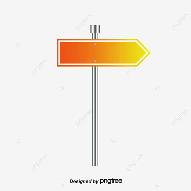 warning road signs warning prompt direction indicator