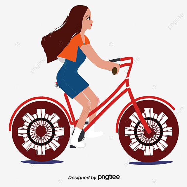 homem de bicicleta andar de bicicleta a bicicleta pessoas png e