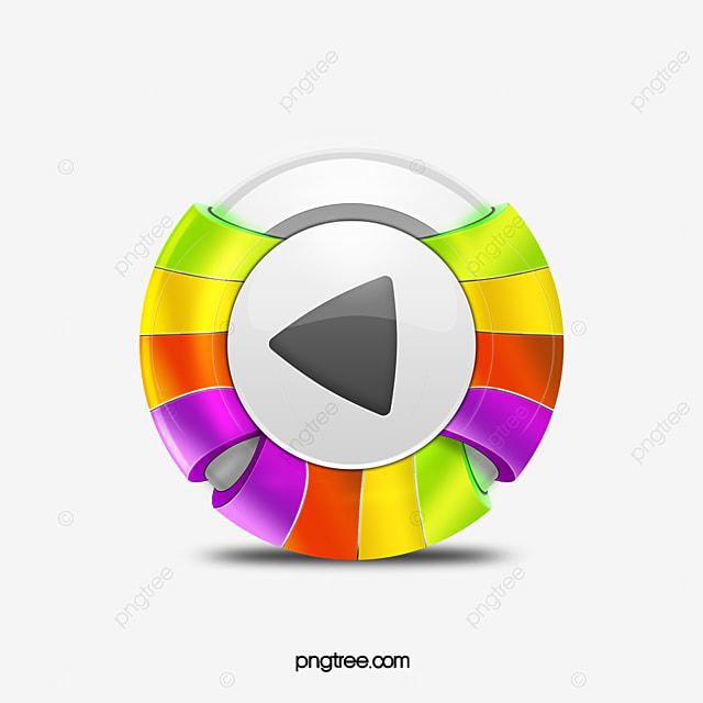 bouton de lecteur lecteur bouton cr u00e9atif fichier png et