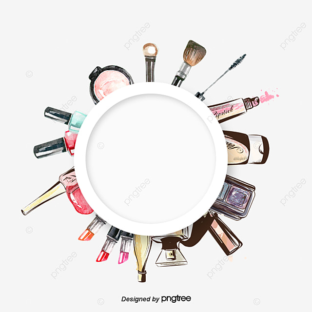 creative makeup tools beauty make up makeup png image and clipart rh pngtree com make up clip art black and white makeup clipart png
