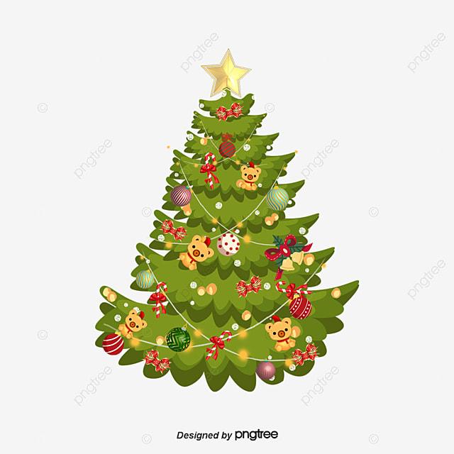A árvore De Natal A árvore De Natal Pinheiro Cedro PNG E
