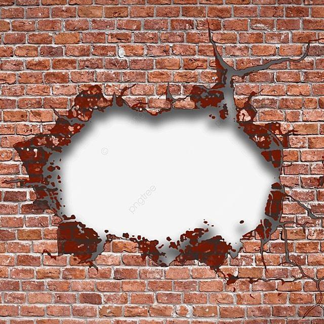 Agujero en la pared pared ladrillo hoyos png image para - Agujero en la pared ...