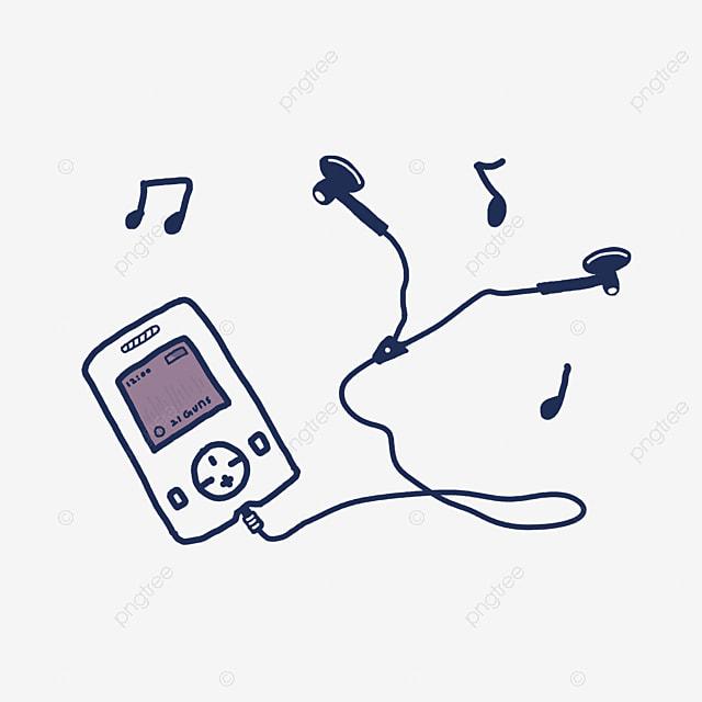 Magnificos Audifonos Resumen Headset Fondo Musical Imagen Png Para