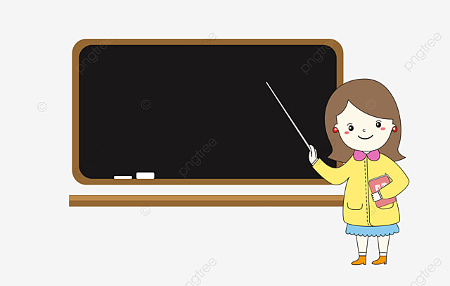 blackboard cartoon teachers cartoon clipart cartoon