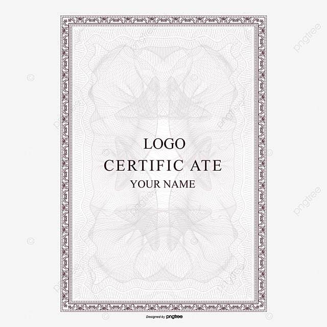 Diplomas, Probar, Certificado De Plantillas, Marco, Tendencia ...
