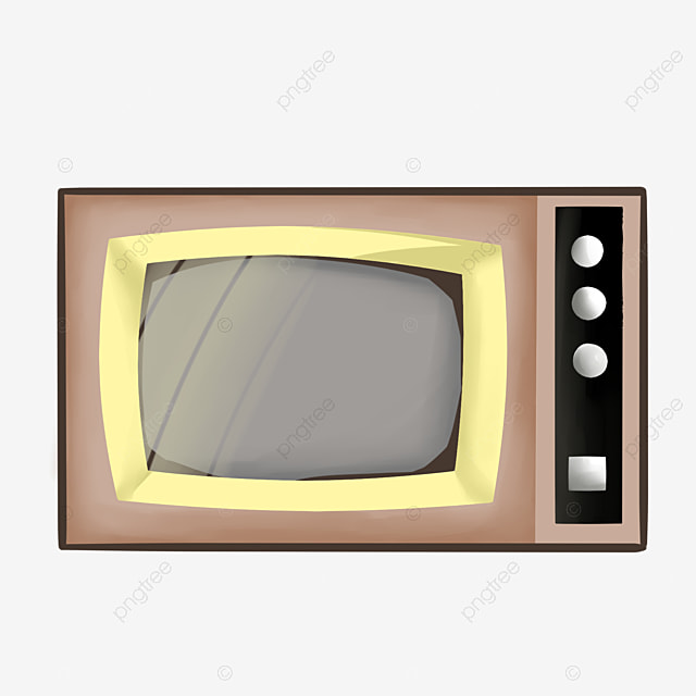vintage tv tv clipart the 50s antenna png image and clipart for