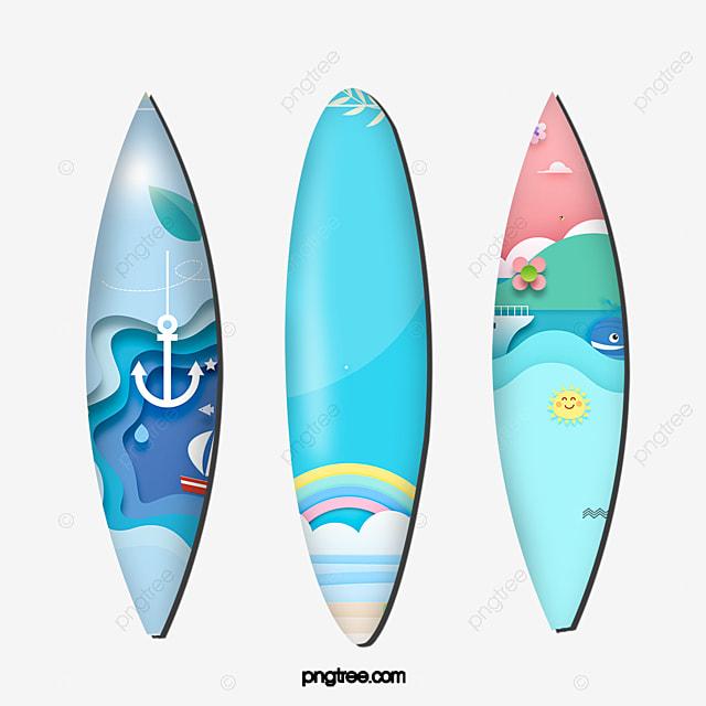 prancha de surf mar beleza beach png e vetor para download gratuito