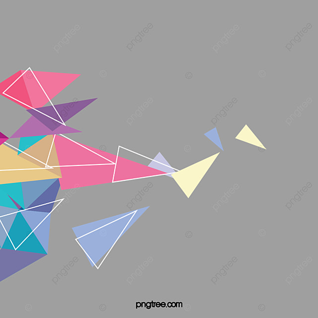 Fashion Geometry Ppt Background Fashion Geometry Ppt