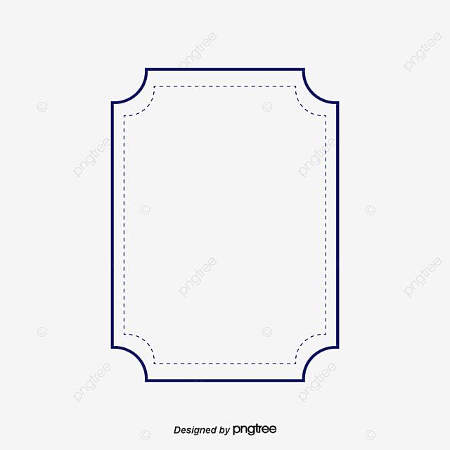 frame elegant borders frame vector png and vector