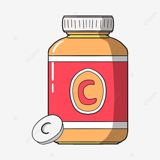 vitamin bottle pill bottle vitamin png image and clipart for free rh pngtree com Clip Art Medicine Vitamins Potty Clip Art