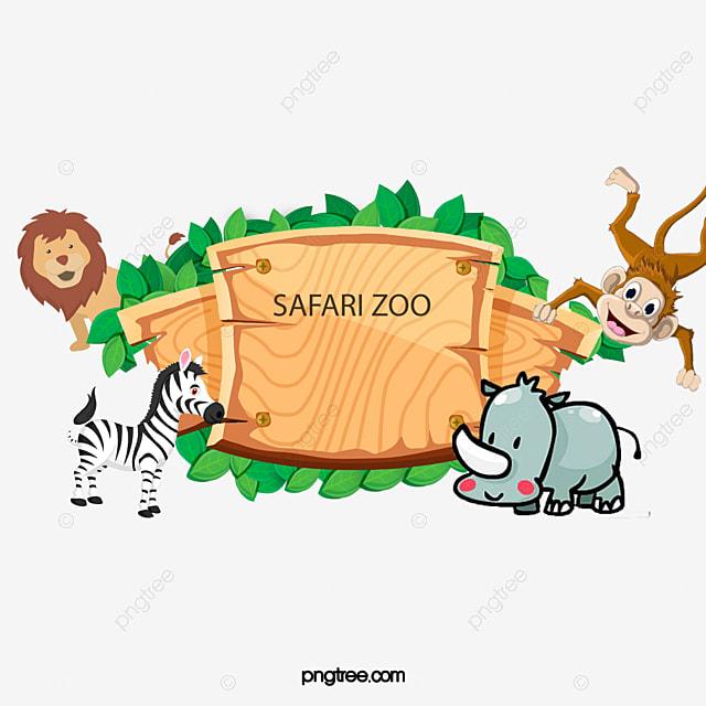 Cartoon Creative, Cartoon, Animal, Animal Day PNG and Vector