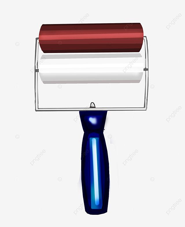 Pintura roja decoracion brochas rodillos rojo pintura decoracion imagen png para descarga gratuita - Brochas pintura ...