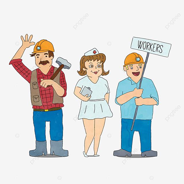 occupation people  cartoon career figures  cartoon  career community helper clip art art community helpers clip art word