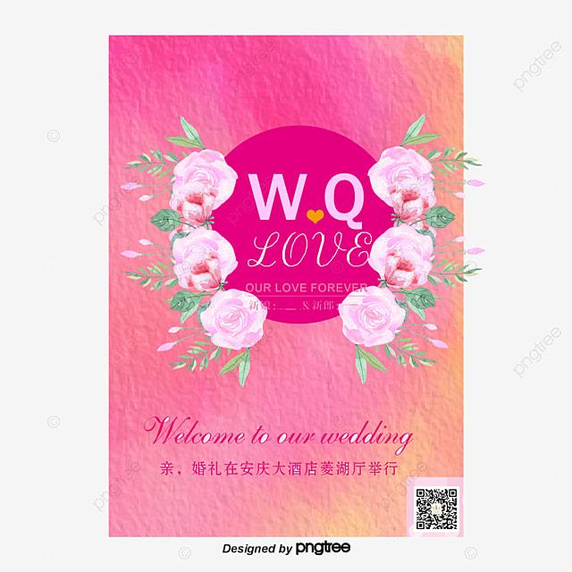Scroll Wedding Invitations Scrolls - Wedding Ceremony Card | Gotinroofdesigns.com