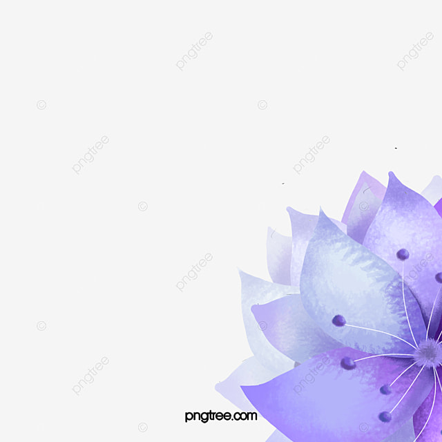 ppt purple background purple flower ppt background png