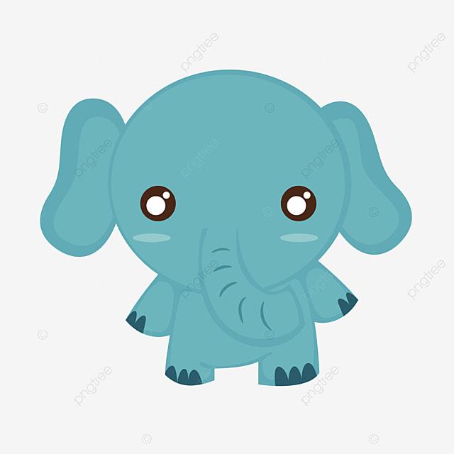 El Amor Bebe Elefante Animales De Dibujos Animados Animal Cartoon