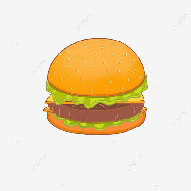 a burger burger clipart hd hamburg creative hamburg png