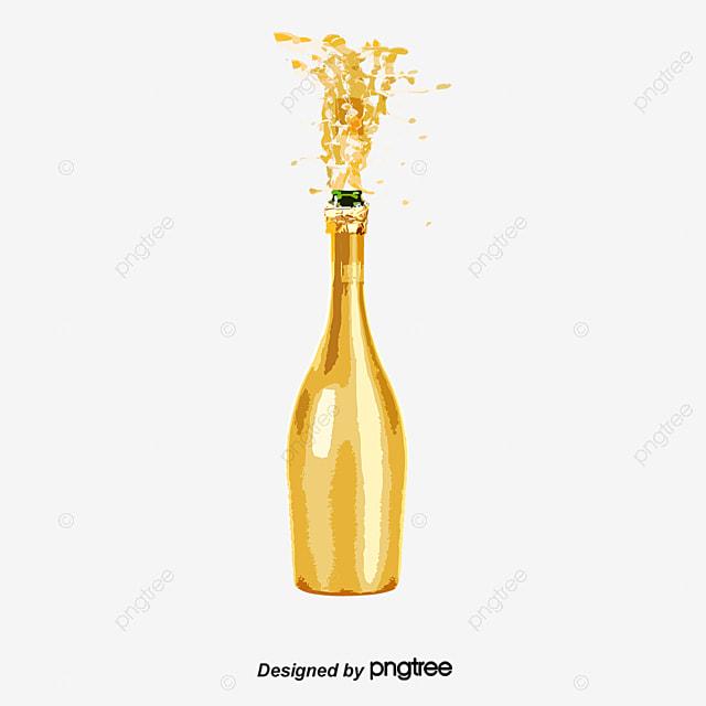 champagne splash splash clipart champagne bottle png image and