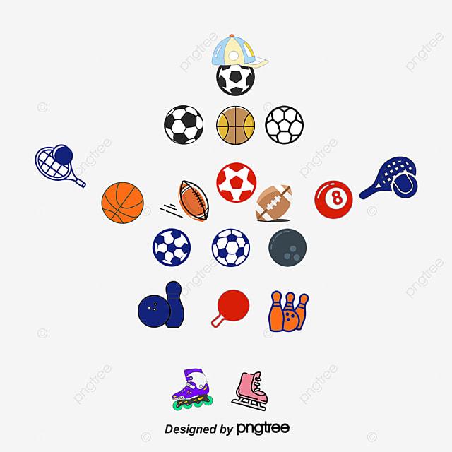 Vector De Material Deportivo Equipo Deportivo Deportes Deportes ... 280047a69f1bc