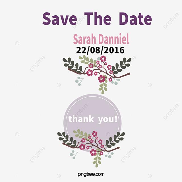 Vector Purple Wedding Invitations Wedding Clipart Wedding