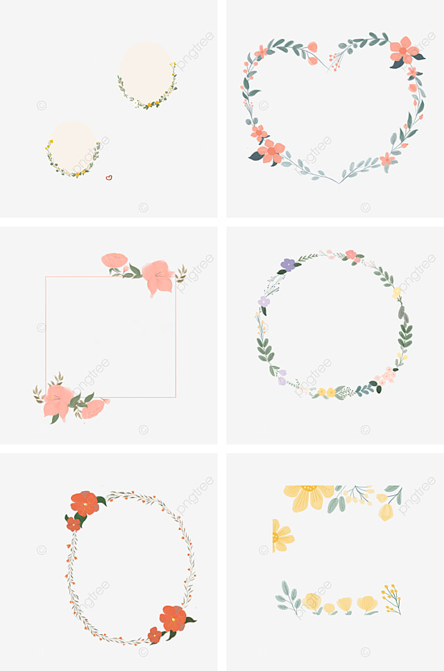 Wedding card design wedding car wreath png image and clipart