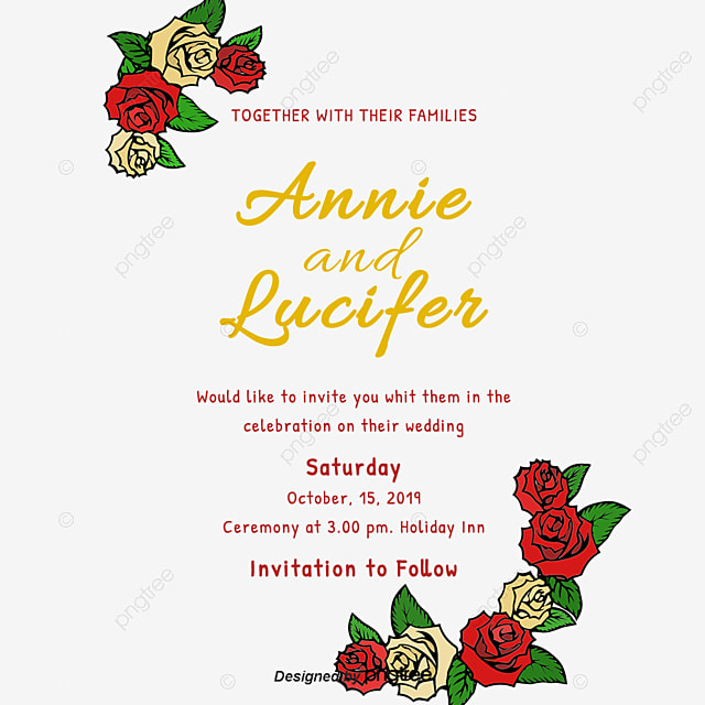 Vector rose wedding invitation rose wedding invitations rose vector rose wedding invitation rose wedding invitations rose invite free png and vector stopboris Image collections