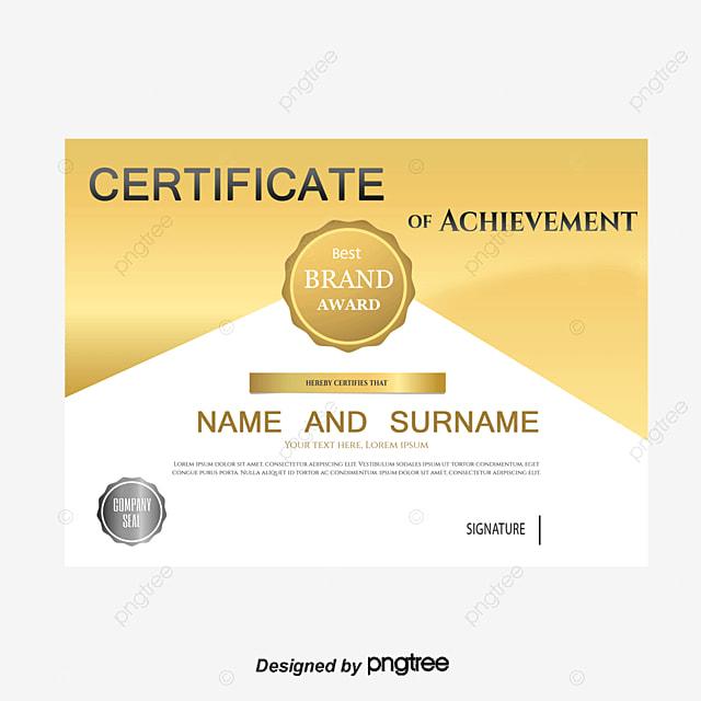 Certificate design design of high grade honor medals certificate design design of high grade honor medals certificate templates free png and vector yadclub Images