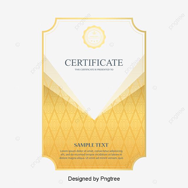 Favoritos Certificado De Plantillas, Alto Grado De Honor, Certificado De  BJ44