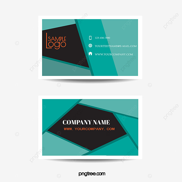 business card, Business Cards, Business Card Template, Simple ...