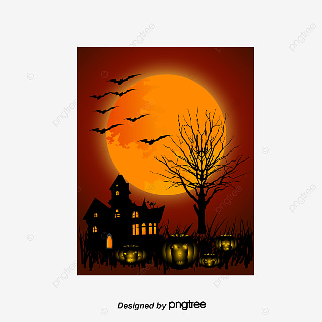 Funny Halloween, Halloween, Night, Devil Pumpkin PNG and Vector ...