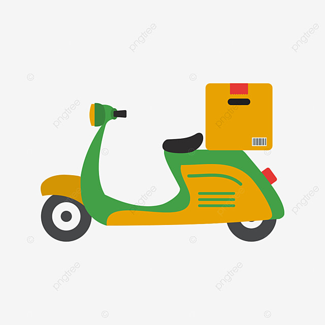 無料ダウンロードのためのピザの作業員を送る バッテリカー 効率 時間