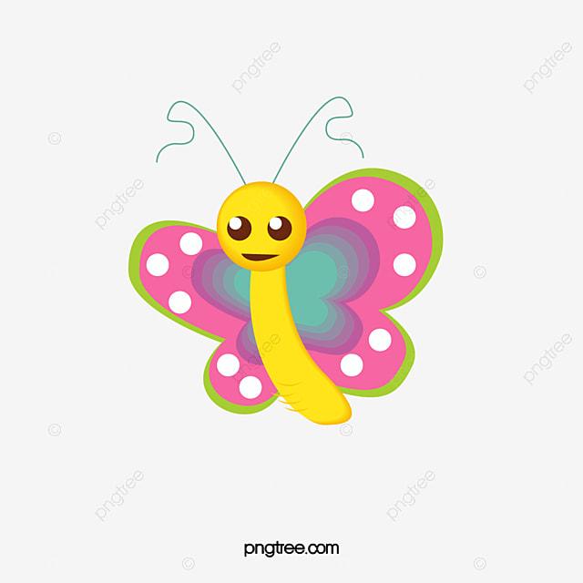 Cartoon Butterfly, Cartoon Clipart, Butterfly Clipart, Color Cartoon ...
