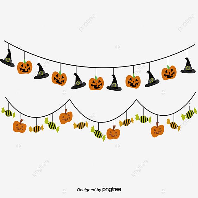 Funny Cartoon Skull Halloween spider streamer, Cartoon, Funny ...