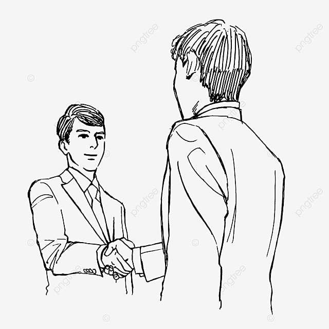 Handshake Business People High Business Clipart People Clipart