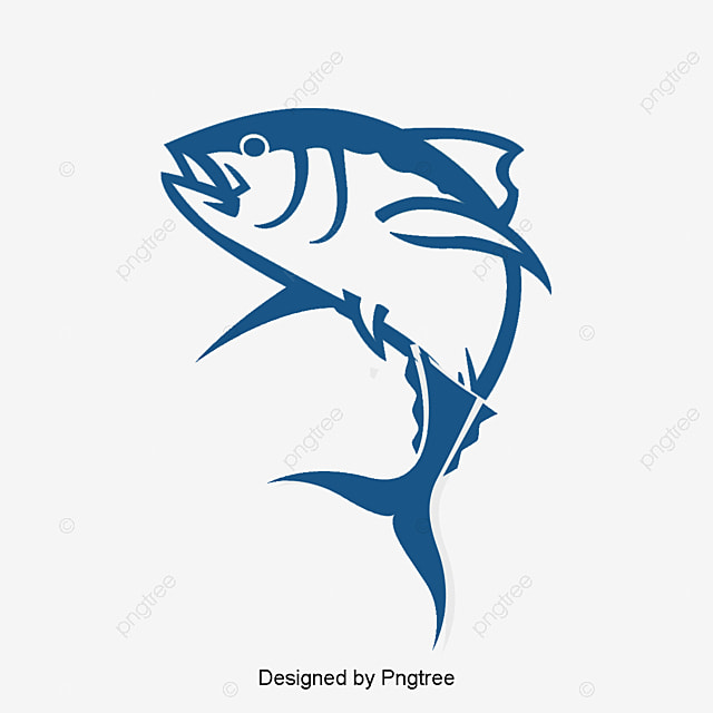 cartoon fish logo marine fish vector fish fish png and vector for rh pngtree com fish vector free download fish vector graphic