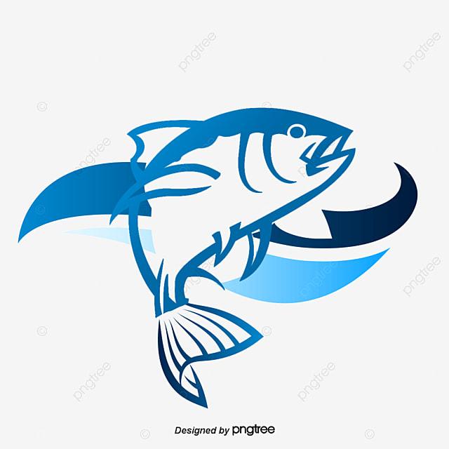 blue fish marine fish vector fish fish png and vector for free