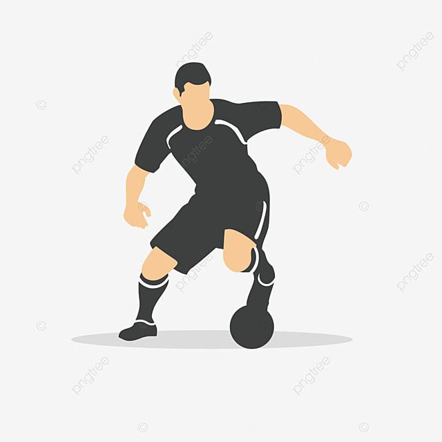 Diseño De La Etiqueta De Icono Del Fútbol, Football Icono Material ...
