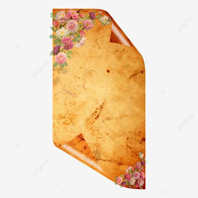 Un papel antiguo veces color amarillo antigua imagen png - Papel pared antiguo ...